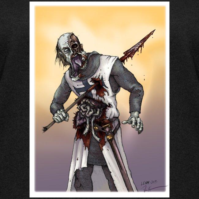 Zombie Crusader