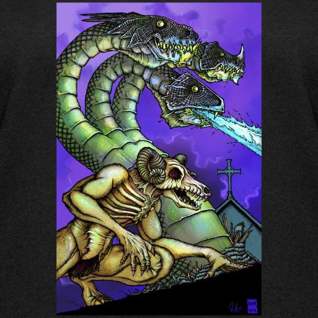 Hydra and Demon