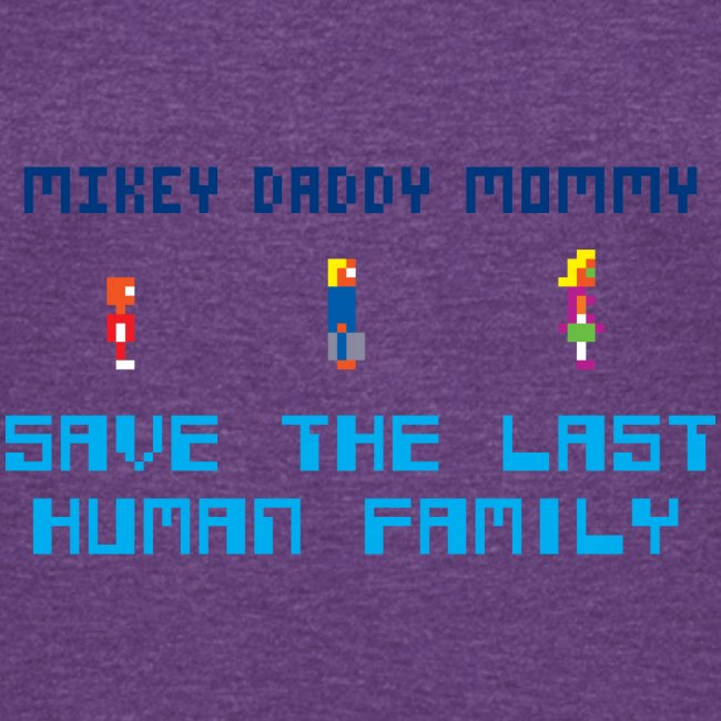 Save the last human family