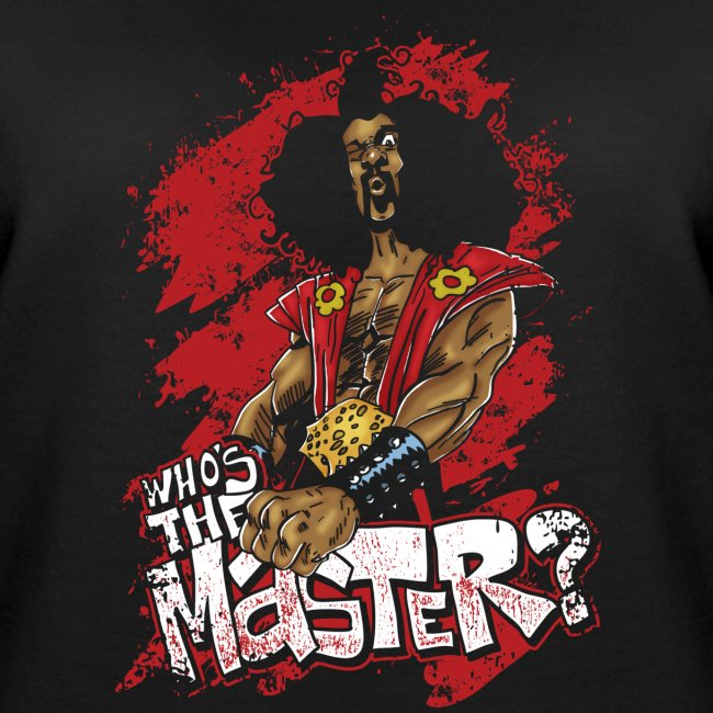 Who's The Master?