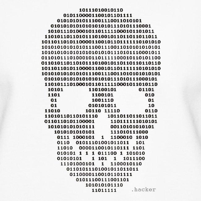 Hacker binary - Mens