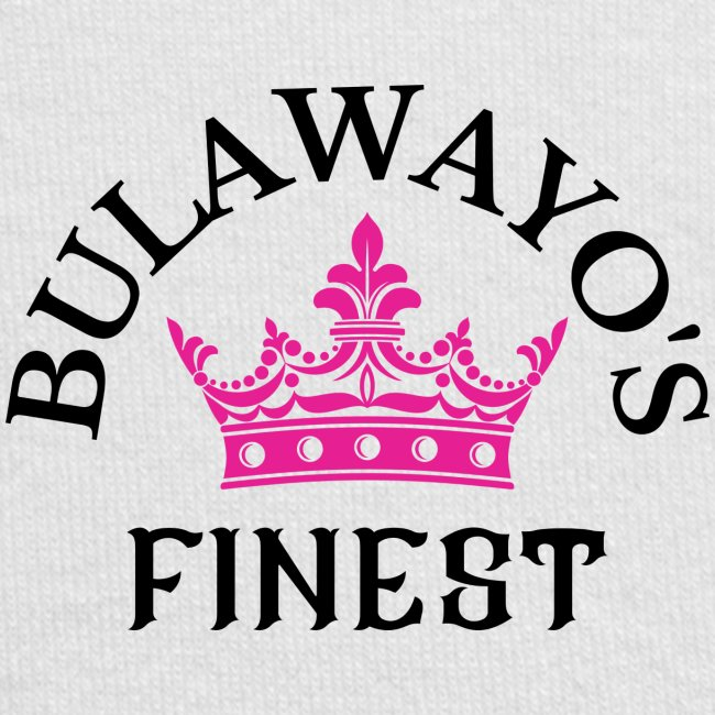 Bulawayo s finest Pink Crown with Black