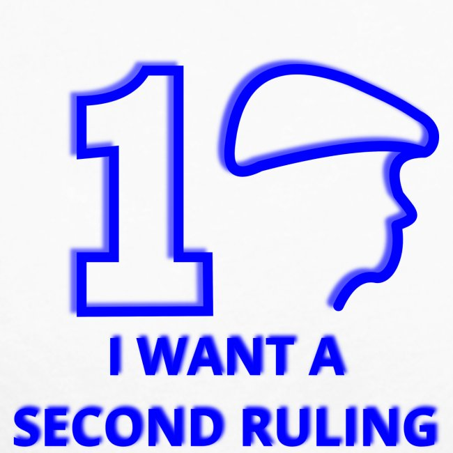 I want a Second Ruling