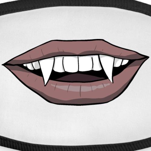 Horror Hotel Vampire Mask #2 - Face Mask