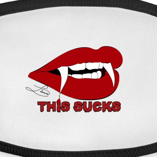 Lamia's Lips: Face Mask #2 - Face Mask