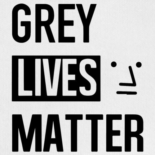 Grey Lives Matter - Face Mask