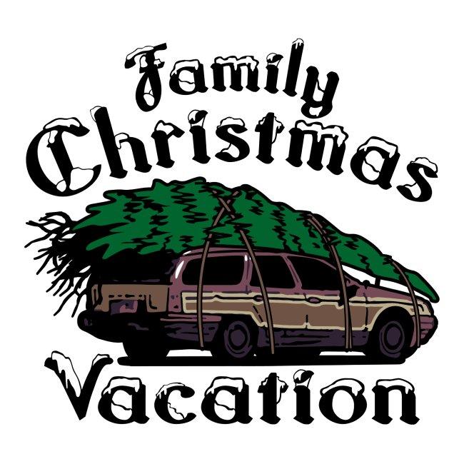 Griswold Wagon Christmas Tree Christmas Vacation