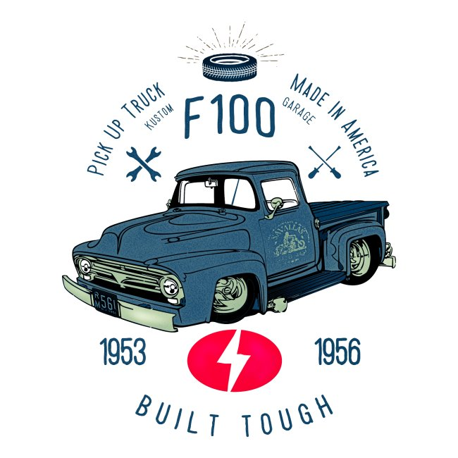 F100 Built Tough