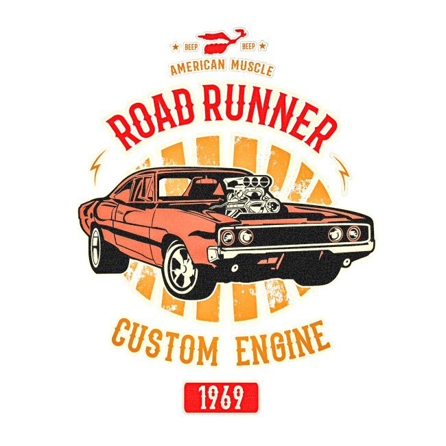 Plymouth Road Runner - American Muscle