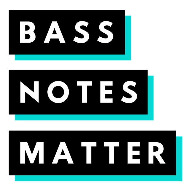 Bass Notes Matter Teal2