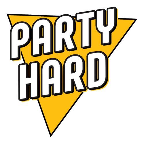 Party Hard 2021 - Sticker - Sticker