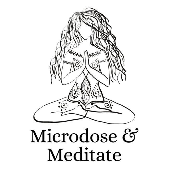 Microdose & Meditate (Girl)