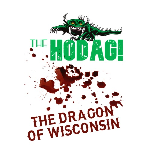 The Hodag - Sticker