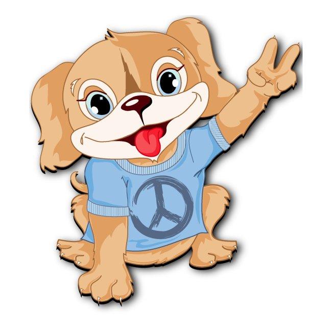 Peace Puppy