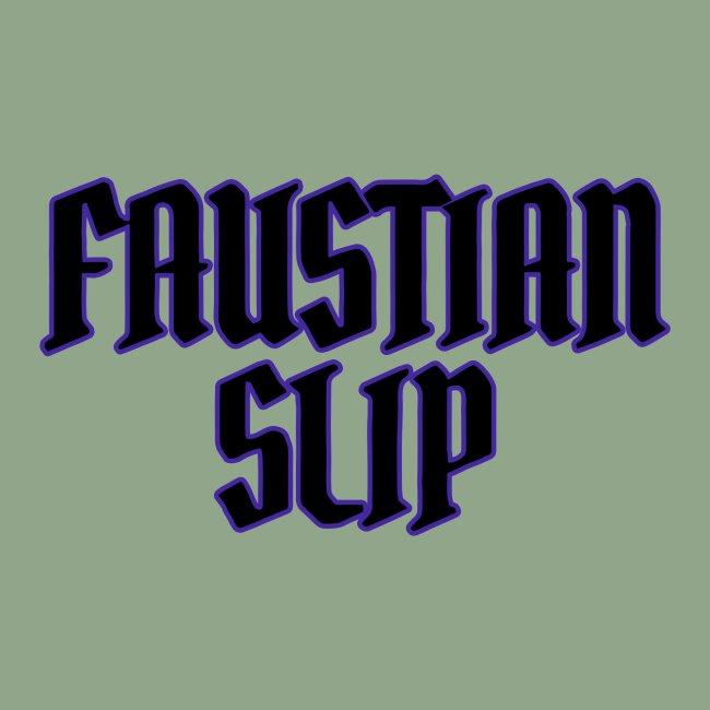 Faustian Slip Logo