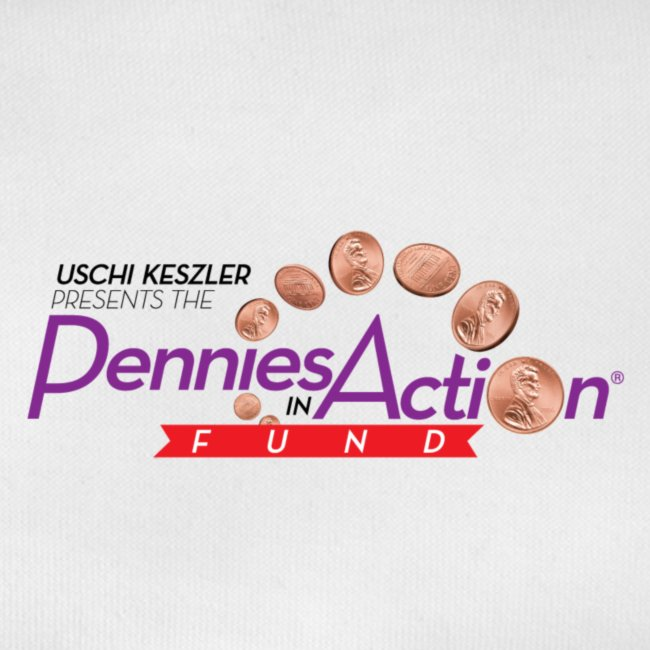 Pennies In Action Logo