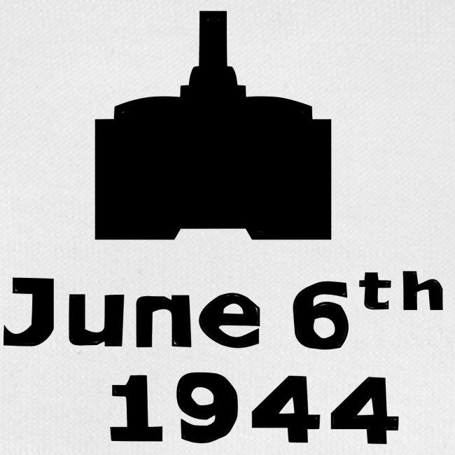 1944 WW2 German Blockhouse