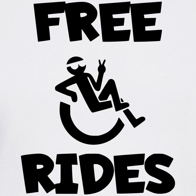 This wheelchair user gives free rides