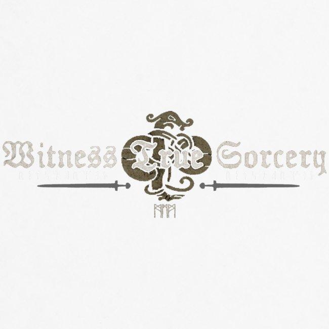 Witness True Sorcery Logo