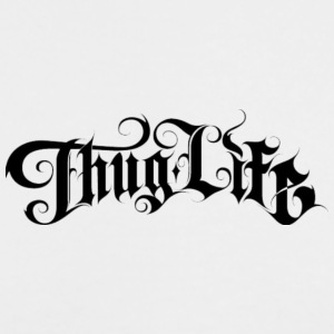 Thug Life - Men's Long Sleeve T-Shirt by Next Level