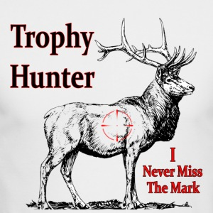 Trophy Hunter - Men's Long Sleeve T-Shirt by Next Level