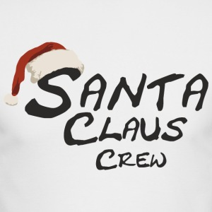 Santa Claus Crew - Men's Long Sleeve T-Shirt by Next Level