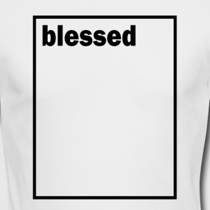 Blessed - Men's Long Sleeve T-Shirt by Next Level