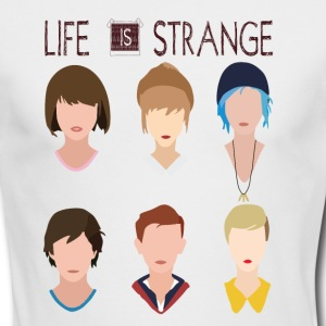 Life is strange - Men's Long Sleeve T-Shirt by Next Level