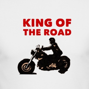 King of the Road - Men's Long Sleeve T-Shirt by Next Level