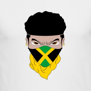 Jamaican color T-Shirt - Men's Long Sleeve T-Shirt by Next Level