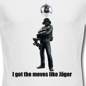 moves like jager - Men's Long Sleeve T-Shirt by Next Level