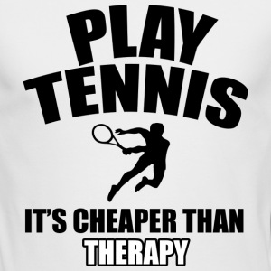 TENNIS DESIGNS - Men's Long Sleeve T-Shirt by Next Level