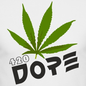 Dope 420 - Men's Long Sleeve T-Shirt by Next Level