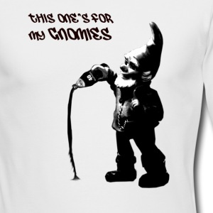 This One's For My Gnomies - Men's Long Sleeve T-Shirt by Next Level