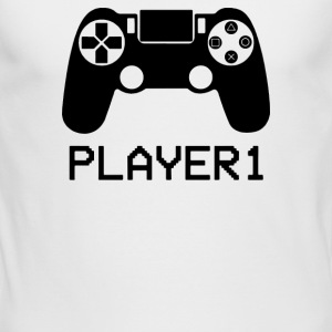 Player Stick - Men's Long Sleeve T-Shirt by Next Level