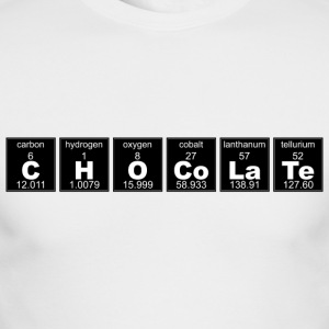 Chemistry CHOCoLaTe - Men's Long Sleeve T-Shirt by Next Level
