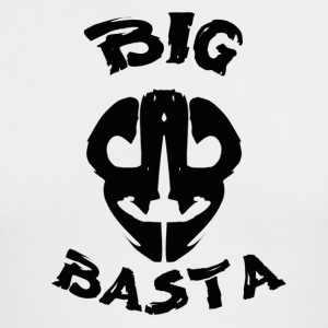 Big Basta Design - Men's Long Sleeve T-Shirt by Next Level