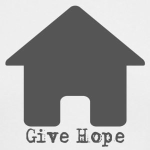Give Hope House - Men's Long Sleeve T-Shirt by Next Level