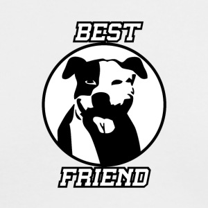 Best friend - Men's Long Sleeve T-Shirt by Next Level