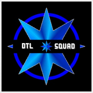 DTL Squad - Men's Long Sleeve T-Shirt by Next Level