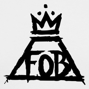 FOB logo - Men's Long Sleeve T-Shirt by Next Level