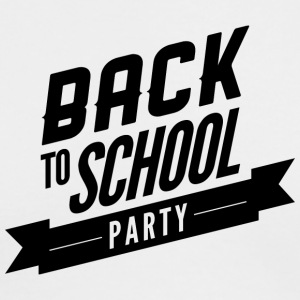 back_to_school_party - Men's Long Sleeve T-Shirt by Next Level