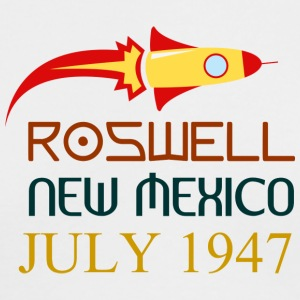 Roswell New Mexico july 1947 - Men's Long Sleeve T-Shirt by Next Level