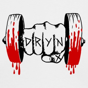 Bloody DRYNX fist - Men's Long Sleeve T-Shirt by Next Level