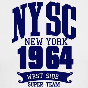 NEW_YORK_1964 - Men's Long Sleeve T-Shirt by Next Level