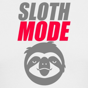 Sloth Mode - Men's Long Sleeve T-Shirt by Next Level