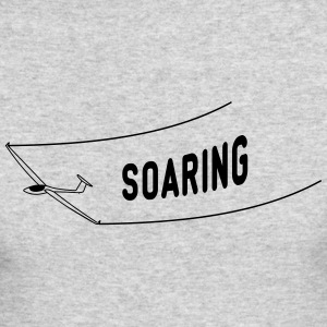 soaring gliding - Men's Long Sleeve T-Shirt by Next Level
