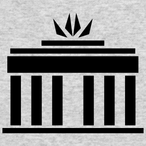 Brandenburg Gate - Men's Long Sleeve T-Shirt by Next Level