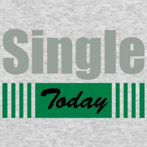 Single Today - Men's Long Sleeve T-Shirt by Next Level