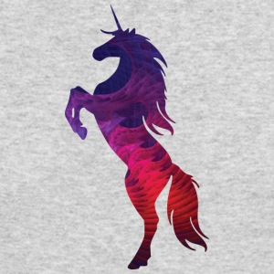 unicorn - Men's Long Sleeve T-Shirt by Next Level
